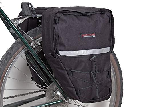 Bushwhacker Moab Black - Bicycle Rear