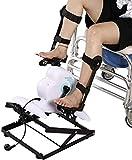 Bicicleta Pedal Trainer, Ejercitador eléctrico para Personas Mayores Equipo de rehabilitación de Fisioterapia Ciclo para Ejercicios de Brazos/piernas Vendedores ambulantes estacionarios Gi*1