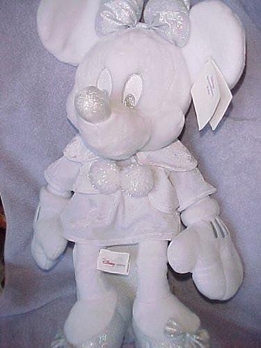 en linea Collectible Disney Store Disney Snowflake Pals 22 blanco Mini Mini Mini Mouse by Disney Plush Soft Toy  Tienda de moda y compras online.