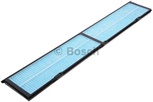 Bosch Automotive 6058C 6058C HEPA Cabin Air Filter for Select BMW 1 Series M, 128i, 135is, 325i, 325xi, 328i, 328xi, 330Ci, 330i, 330xi, 335d, xDrive, 335is, 335xi, and X1 Vehicles
