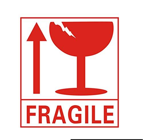 Fully 270 unids/Set Etiquetas frágiles Etiquetas