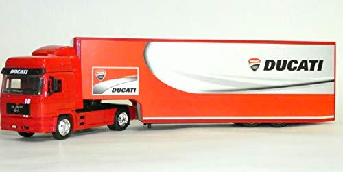 New Ray 15983 - Camión en miniatura, Multicolor