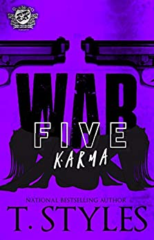 War 5: Karma (The Cartel Publications Presents) (War Series by T. Styles) by [T. Styles]