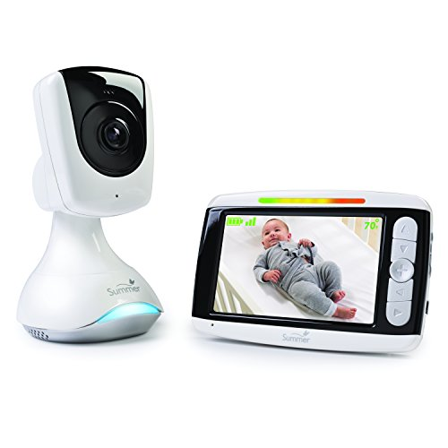 of summer infant baby monitors Summer Sharp Sight High Definition Video Baby Monitor
