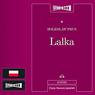 Lalka audiobook cover art