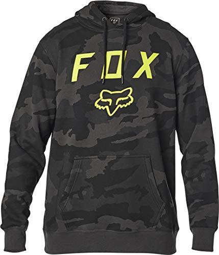 Fox Racing Legacy Polth - Sudadera con Capucha para Hombre, Hombre, Sudadera con Capucha, 24762-247-M, Negro Camuflaje, M