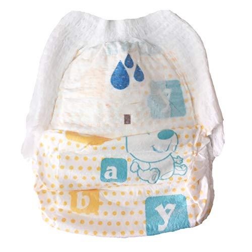 Uyuke Baby Einweg-Schwimmwindeln Säuglingswasserdichte Windel Auslaufsichere Schwimmwindeln Schwimmwindeln