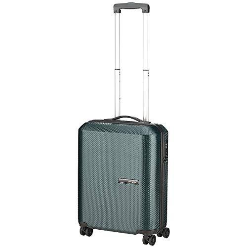Travelite Skywalk 4-Rollen-Handgepäcktrolley 55 cm grün