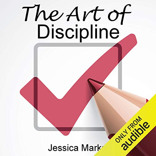 The Art of Discipline audiobook cover art