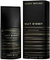 Nuit D'Issey Pulse of The Night By Issey Miyake for Men - Eau de Parfum, 100 ml