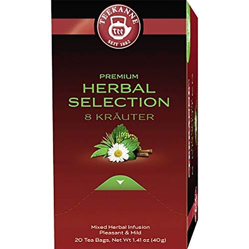 Tee Gastro-Premium-Sortiment, Premium Kräutertee (8 Kräuter), Inhalt 2g