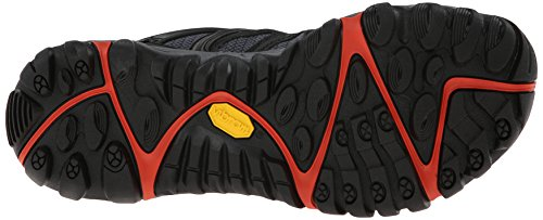 Merrell Men's All Out Blaze Aero Sport Hiking Water Shoe, Black/Red, 10 M US