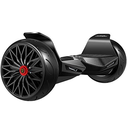 Lamborghini hoverboard review