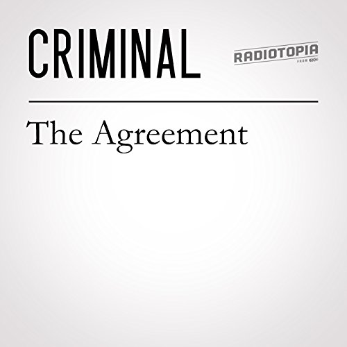 30: The Agreement audiobook cover art