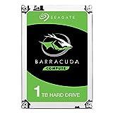 Seagate Barracuda ST1000LM048 - Disco duro interno de 2,5' (1 TB, 7 mm, SATA III)