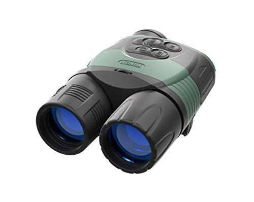 Yukon Ranger RT 6.5x42 digitaal nachtzichtapparaat met live overdracht op smartphone/tablet via app en YouTube Streaming zwart/groen