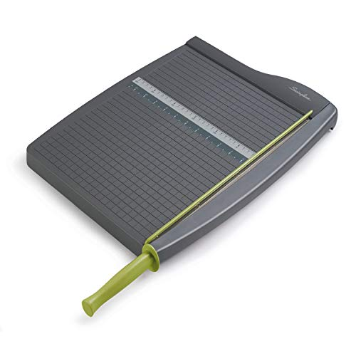 Swingline Paper Trimmer, Guillotine Paper Cutter, 15 inches Cut Length, 10 Sheet...