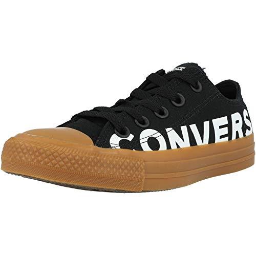 Converse Flache Sneaker Chucks CT AS OX Schuhe schwarz braun - 44,5