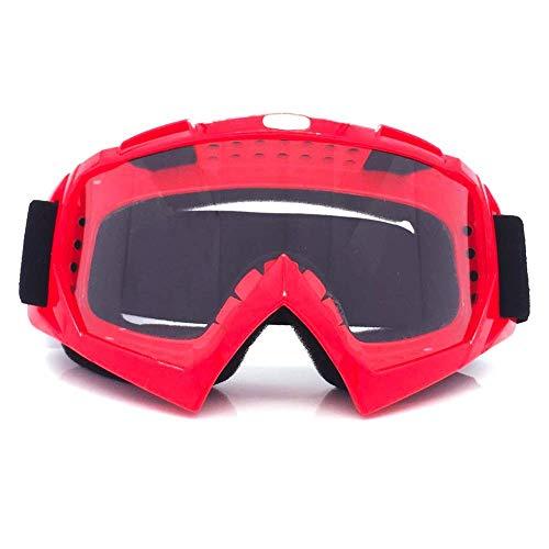 Unisex H.Y.B.Las tácticas de ciclismo gafas de sol de los conductores de motocicletas Sport Gafas anti-viento de equipamiento de esquí vidrios de los anteojos al aire libre ROGIDO Y ULTRA-LIGHT
