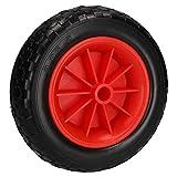 AB Tools Pneumatic Puncture Proof Jockey Wheel Flat Free Caravan Replacement 260mm