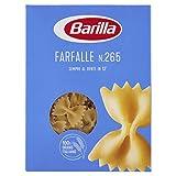 Barilla Pasta Farfalle N.265, Pasta Corta di Semola di Grano Duro, I Classici, 500g