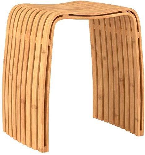 Relaxdays Bambushocker - 6