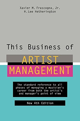 This Business of Artist Management: The Standard...