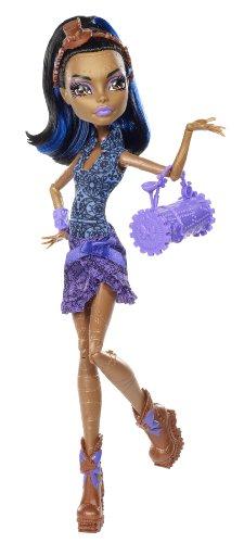 Mattel Y0432 - Monster High Dance Class Robecca Steam, Puppe