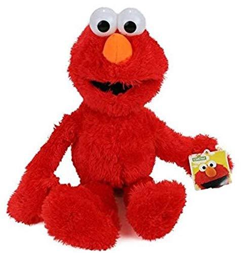 Sesamstrasse Plüsch Figur Elmo 35 cm
