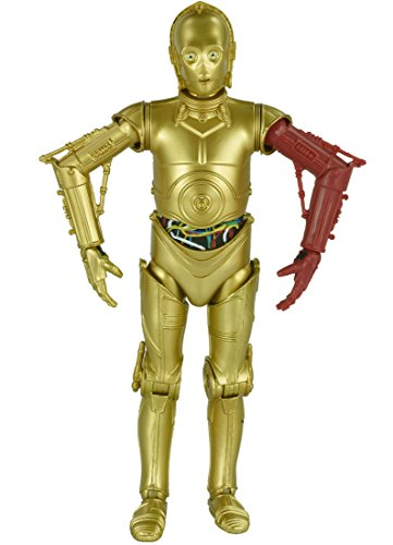 Star Wars Black Series 6 inches Figure C-3PO (resistance-based) Painted Action FigureTakaraTomy