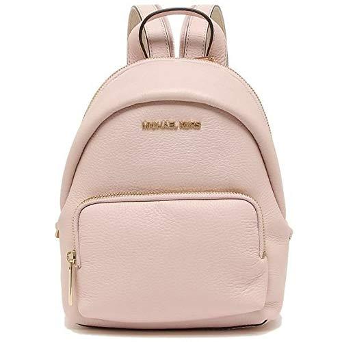 Michael Kors 35T0GERB5L Gold Hardware Erin Small Convertible Women's Backpack (Powder Blush)