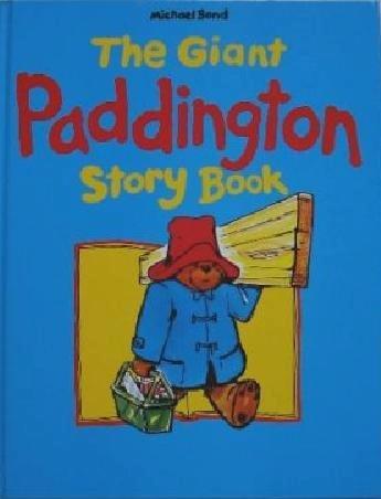 The Giant Paddington Storybook