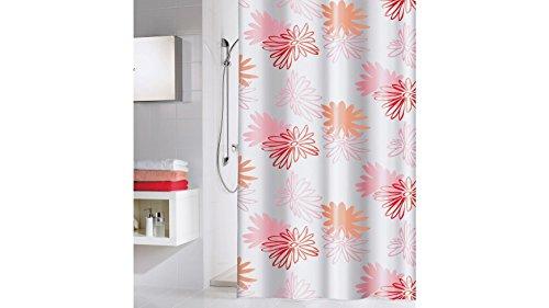 """72x72/"""" salle de bains Tissu Imperméable Tropical feuilles Flamants Rideau de douche set"""