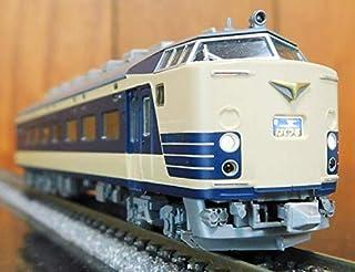 鉄道模型 TOMIX 583系 クハネ583 床下塗装品