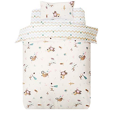 HLD - Colcha de Seda para niños (1 kg), diseño de Gusanos de Seda, Natural, B, 150 * 200cm