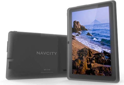 Tablet NavCity NT-1710 Wi-Fi 4 GB Tela 7' Android 4.0