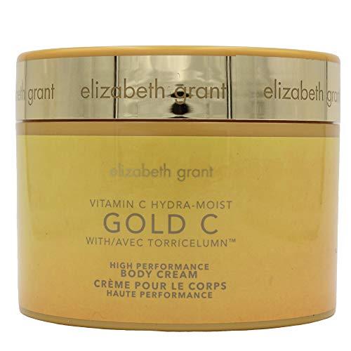 Elizabeth Grant Hydra Moist Gold C Vitamin C Body Cream 400ml
