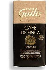 CAFES GUILIS DESDE 1928 AMANTES DEL CAFE Colombiaanse koffie in Arabica Beans Natural Roast. Finca Mocatán 1 kilogram