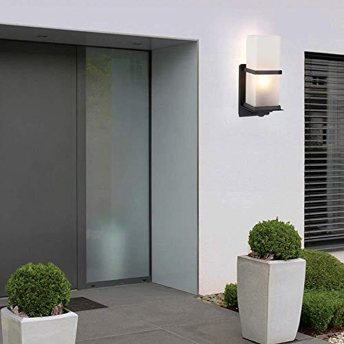 Mkj wandlampen hallampen spiegel lampen voorzijde vloerlampen wandlampen gemaakt van aluminium in Chinese stijl moderne E27 wandlampen met glazen kap