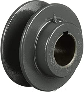 3B5V54 3 Groove B Bushing Required Used with A,B,5V Belts Fixed Pitch Sheave Browning 5.68 Inch Diameter s