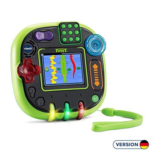Vtech RockIt TWIST emerald green, Lernspielkonsole