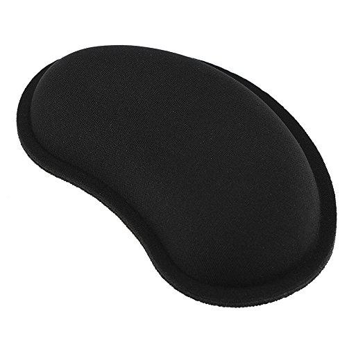 Wrist Comfort Mouse Pad, Soft Memory Sponge Wrist Comfort Mouse Pad Computermuismat voor op het bureau, voor thuis, op kantoor, in de stekkerdoos, enz.
