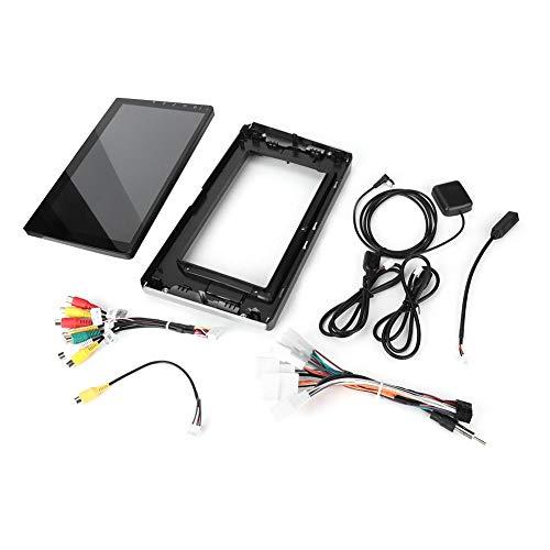 2DIN MP5-scherm, 7 inch 2Din autoradio Stereo GPS-navigatie Multimediaspeler touchscreen voor Android 8.1