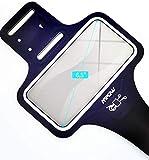 ランニングアームバンド スポーツ ランニング スマホ アームバンド MPOW欧米で大評価 今日本で初売り タッチ操作OK 防水防汗 軽量 小物収納 調節可能 夜間反射 iPhone 11 Pro/11/XR/Xs MAX/8/7/6S/6 PLUS Xperia Samsung Androidなど 6.5インチまでのスマホに対応