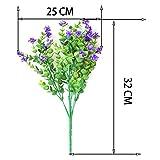 Zoom IMG-2 awtlife 15 fiori artificiali per
