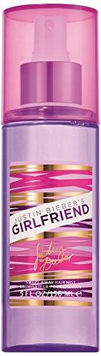 Justin Bieber Girlfriend niebla perfumada para cabello 150ml