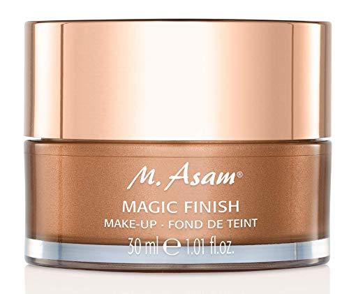 M. Asam Magic Finish Make Up Mousse (30ml), 4-in-1 Primer, Make-up, Puder & Concealer, natürlich & leichte Foundation für jeden Hauttyp & Tagespflege