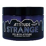 Attitude Haarfarbe - Vegan Semi Permanent Hair Color - Haartönung mit Conditioner - Farbe Strange...