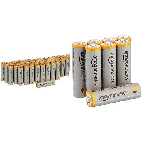 Amazonベーシック アルカリ乾電池 単3形 56個パック