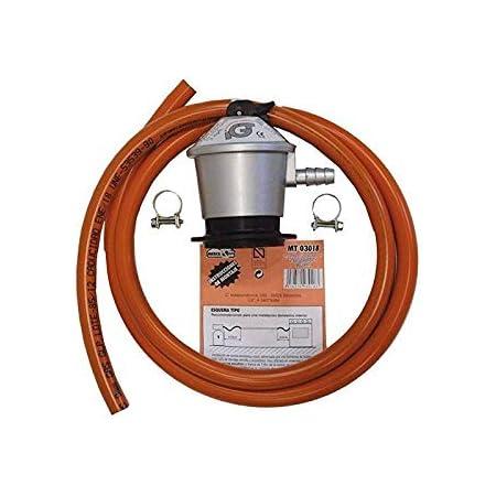 S&M 322150 Kit Regulador de Gas para bombona de butano de ...